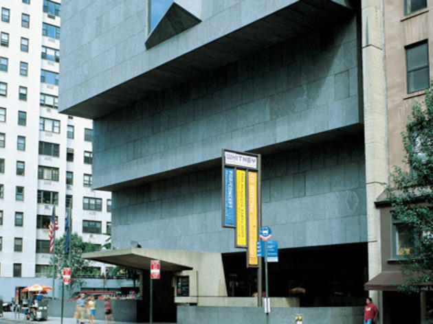 Take advantage of free Friday hours at the Whitney Museum of American Art