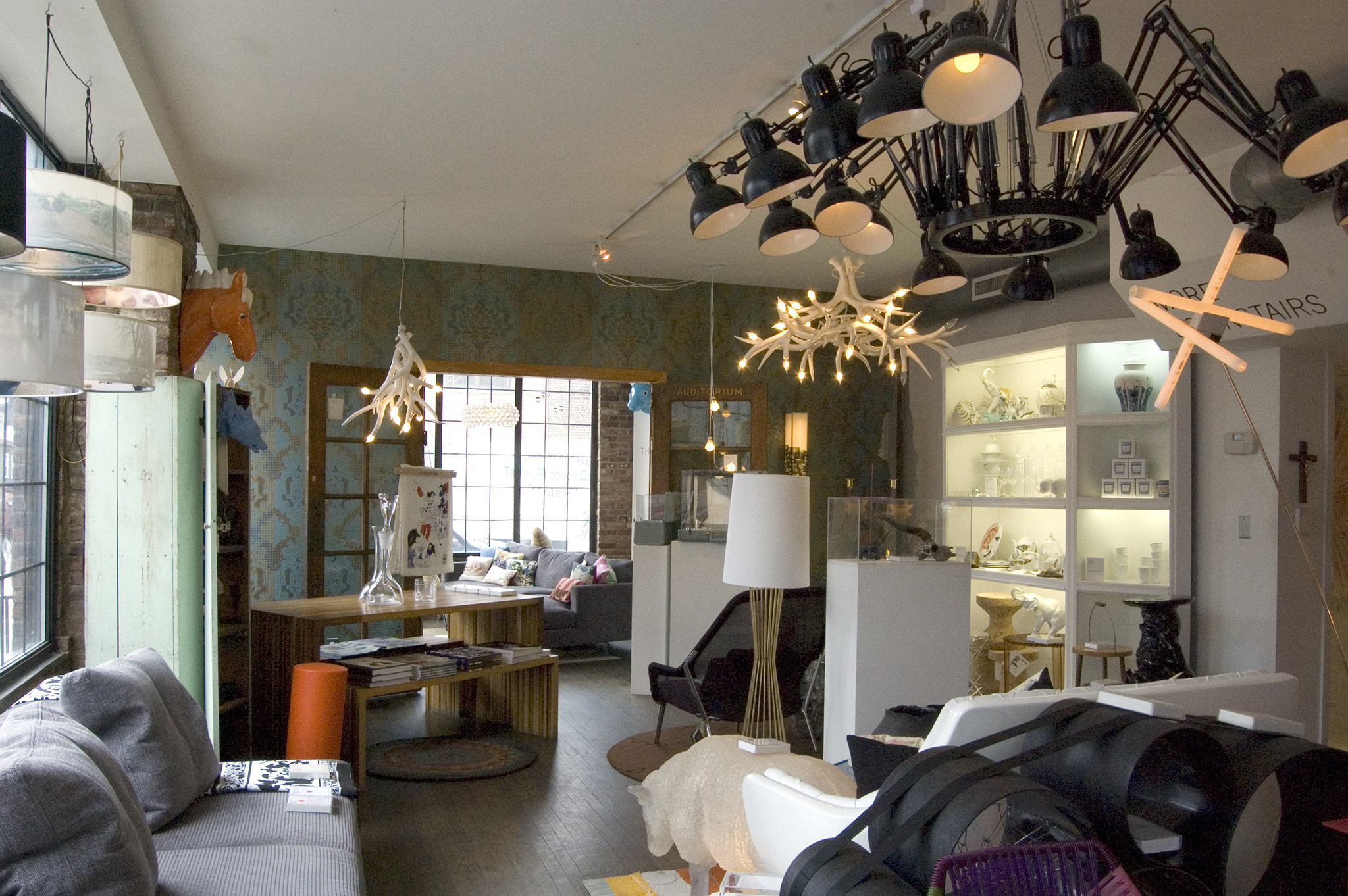 The Future Perfect. Home decor stores in NYC for decorating ideas and home furnishings