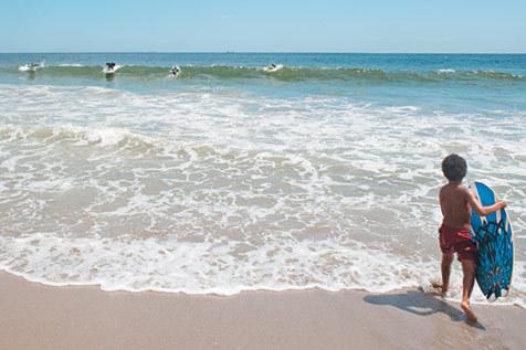 7. Rockaway Beach