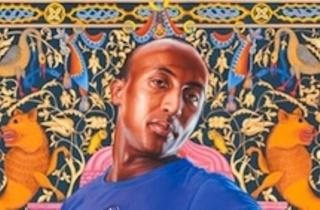 "Kehinde Wiley, ""The World Stage: Israel"""