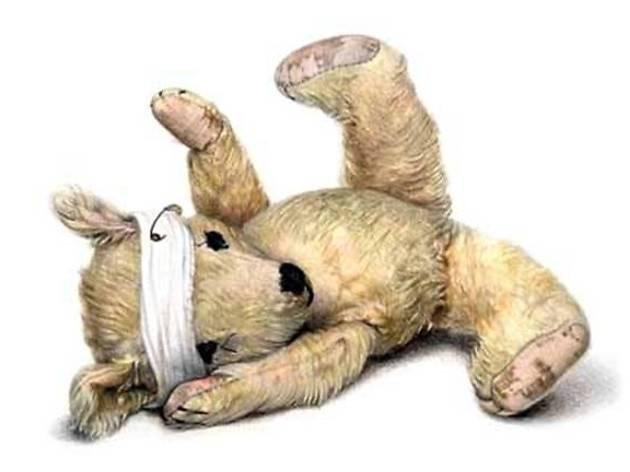 Bait a bear