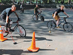 NYC Bike Polo