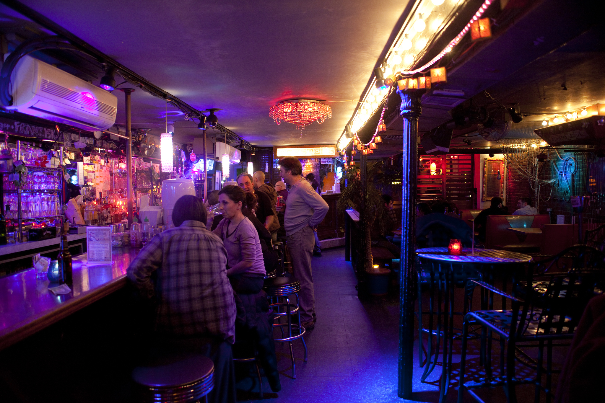Best Chinatown/Little Italy bars