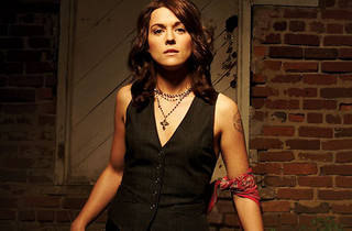 VESTED INTEREST Hear Brandi Carlile's mad vocal skills at Radio City this week.
