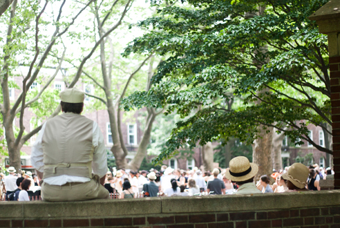 Photos of the Jazz Age Lawn Party 2013 on Governors Island (slide show)