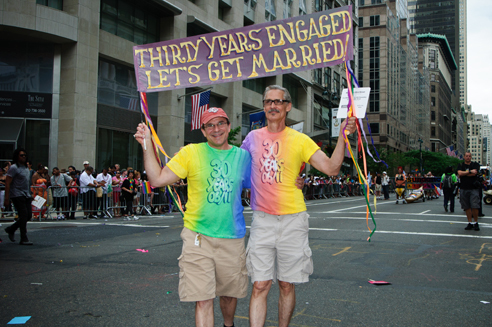 Photos: The 2011 LGBT Pride March