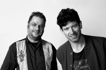 Optimo's JD Twitch and JG Wilkes