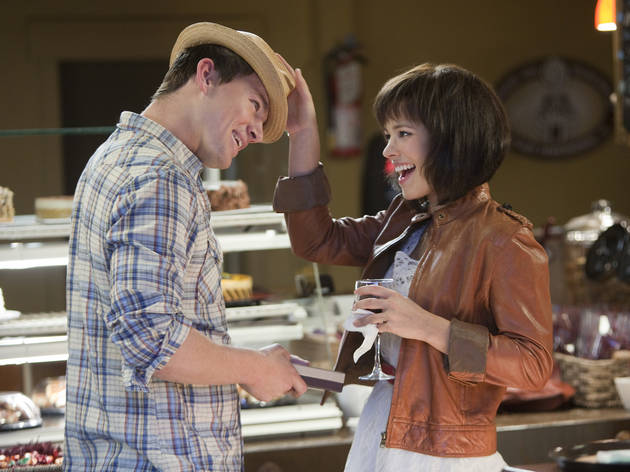 Channing Tatum and Rachel McAdams in The Vow