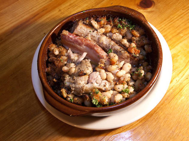 Cassoulet Cook-Off
