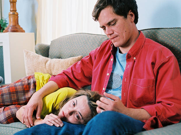 Linda Cardellini and Michael Shannon in Return