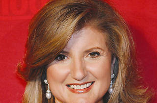 In Conversation with Arianna Huffington and Barbara Walters