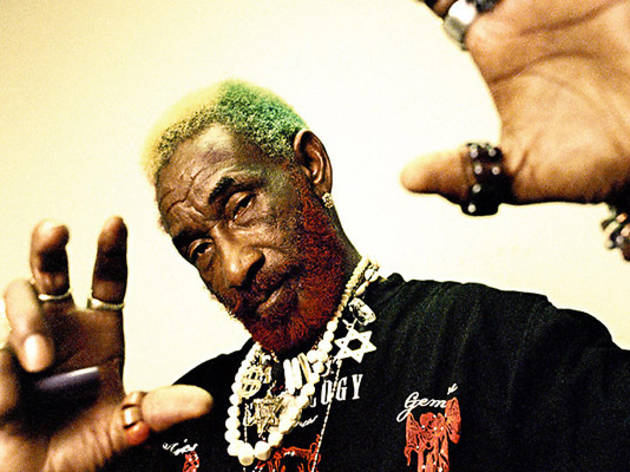 "Dub Champions Festival: Lee ""Scratch"" Perry + Subatomic Sound System"