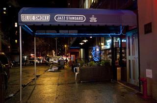 Jazz Standard (Photograph: Hannah Mattix)