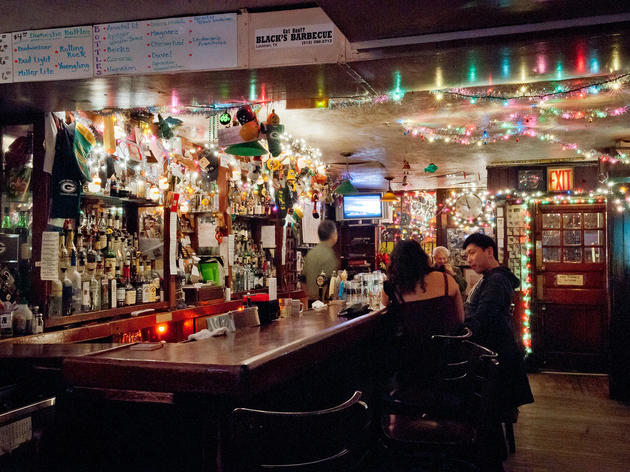 Explore the city's literary bars