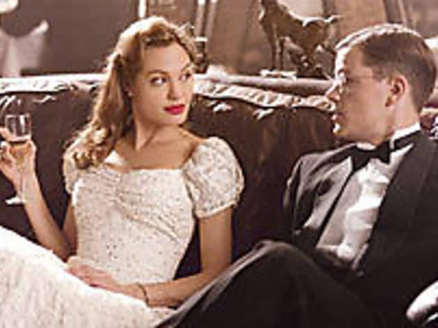 I SPY Damon gathers info on Jolie's romantic intentions.