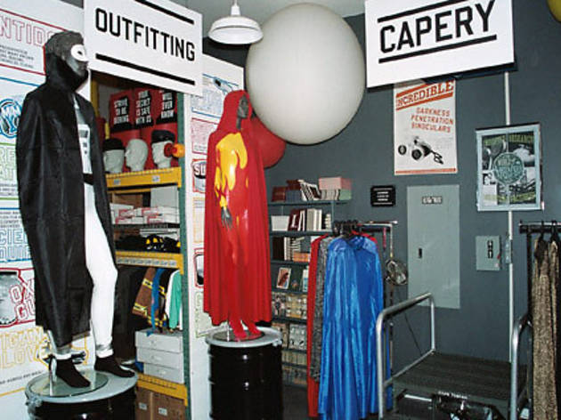 Brooklyn Superhero Supply Company