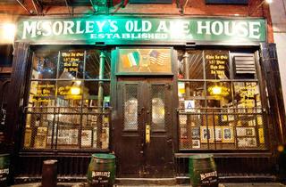 Halloween Haunting: Phantom Pub Crawl of the East Village Starring Harry Houdini