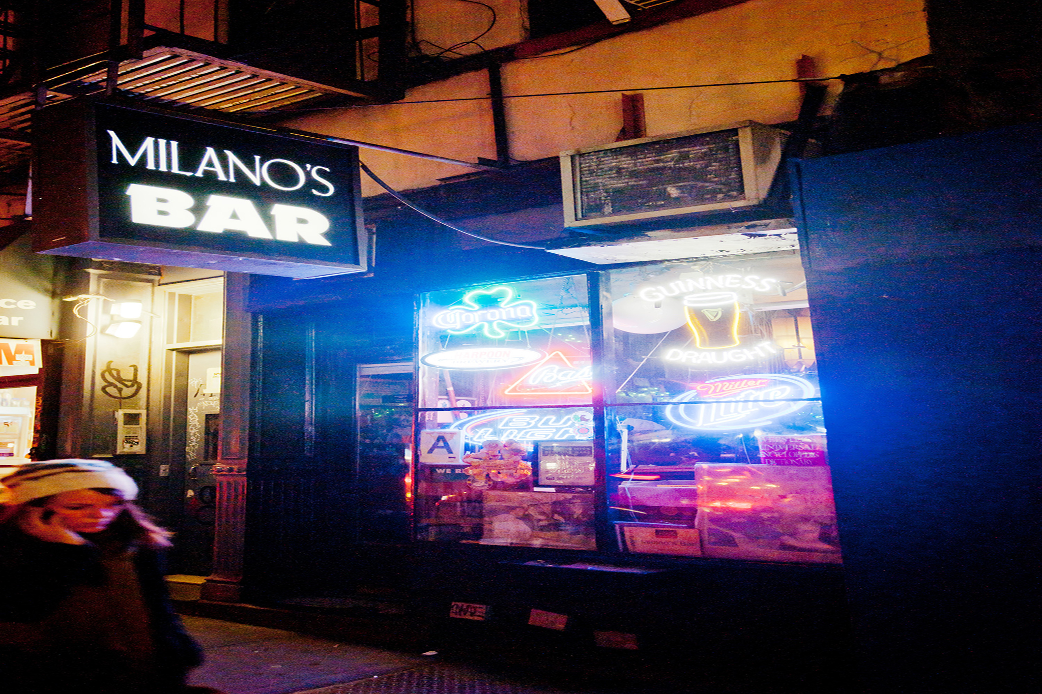 Milano's Bar