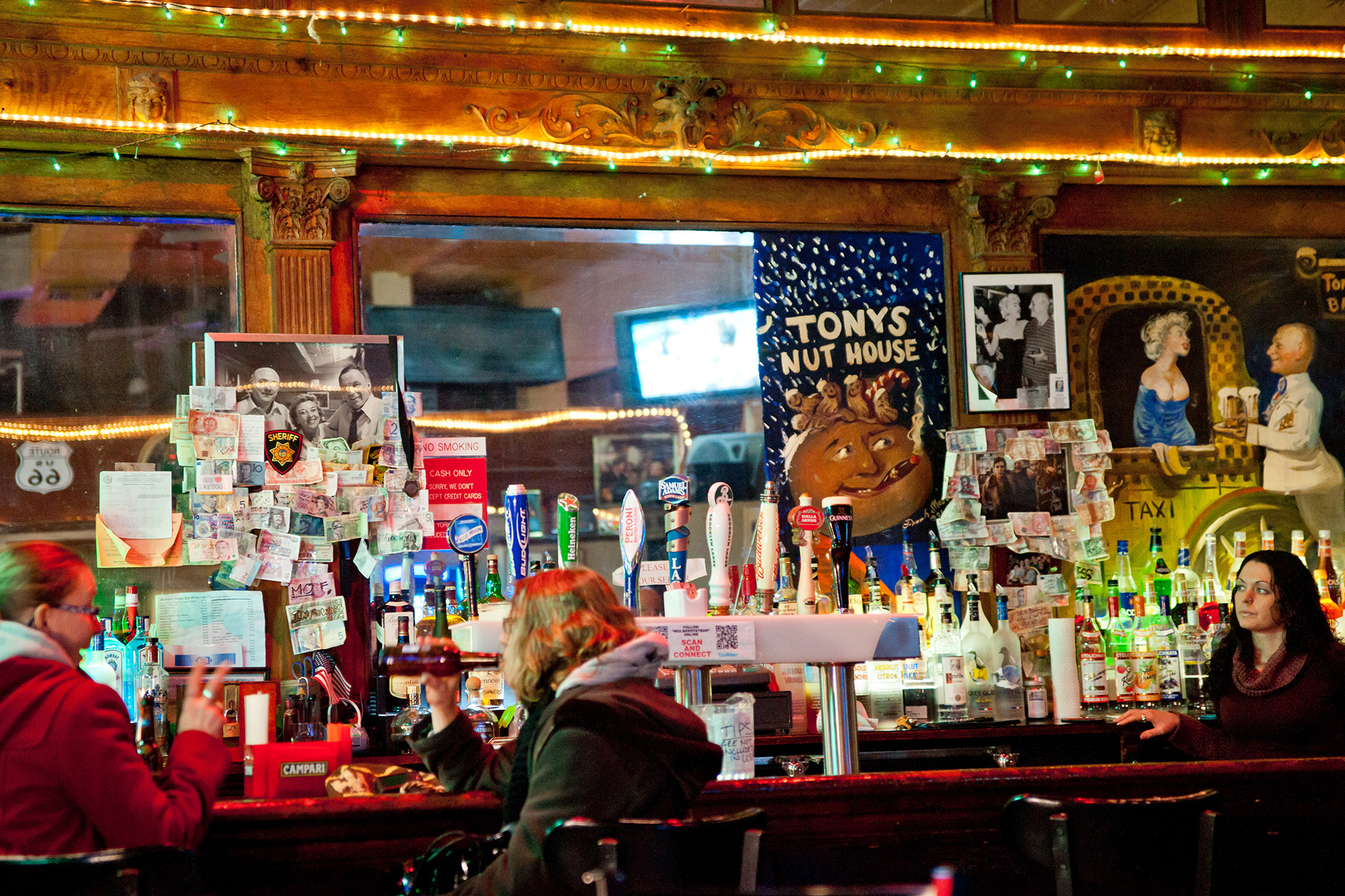 Mulberry Street Bar
