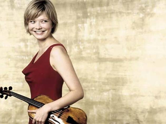 Alina Ibragimova + Steven Osborne: A Little Night Music