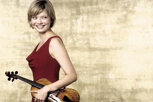 Alina Ibragimova + Steven Osborne: A Little Night Music