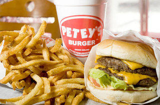 Petey's Burger