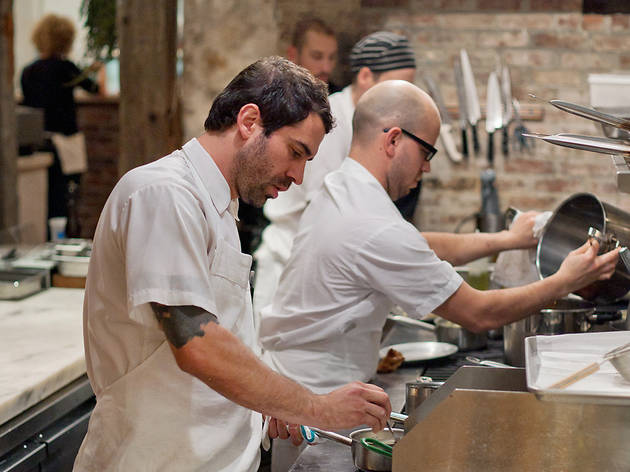 Take a culinary tour of Brooklyn with Le Grand Fooding