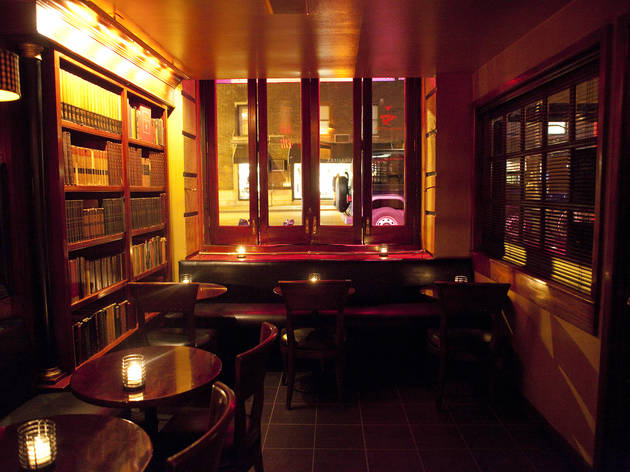 Lexington Bar and Books