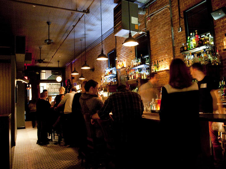 The best late-night bars in NYC