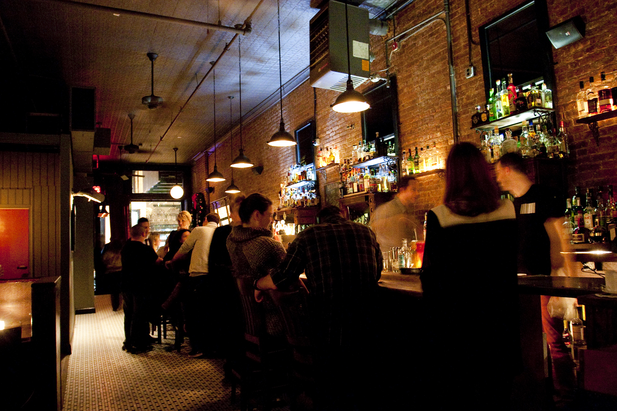 best latenight bars dives and cocktail clubs in nyc
