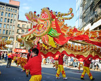 Photos: Chinese Lunar New Year parade (2011)