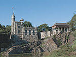 Belvedere Castle, yang center