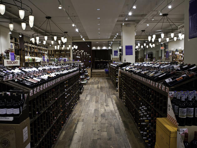 Union Square Wine and Spirits