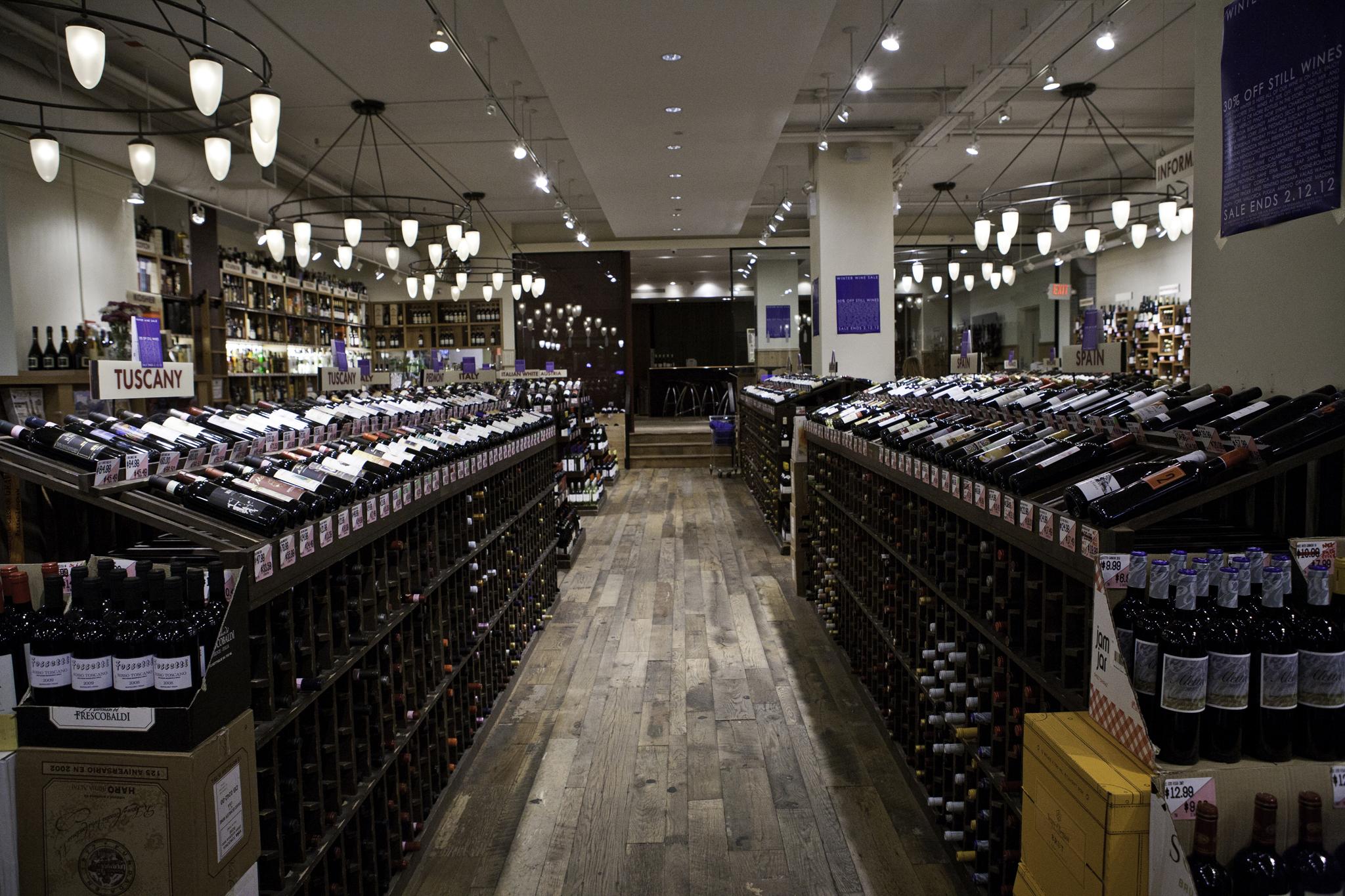 Union Square Wine & Spirits