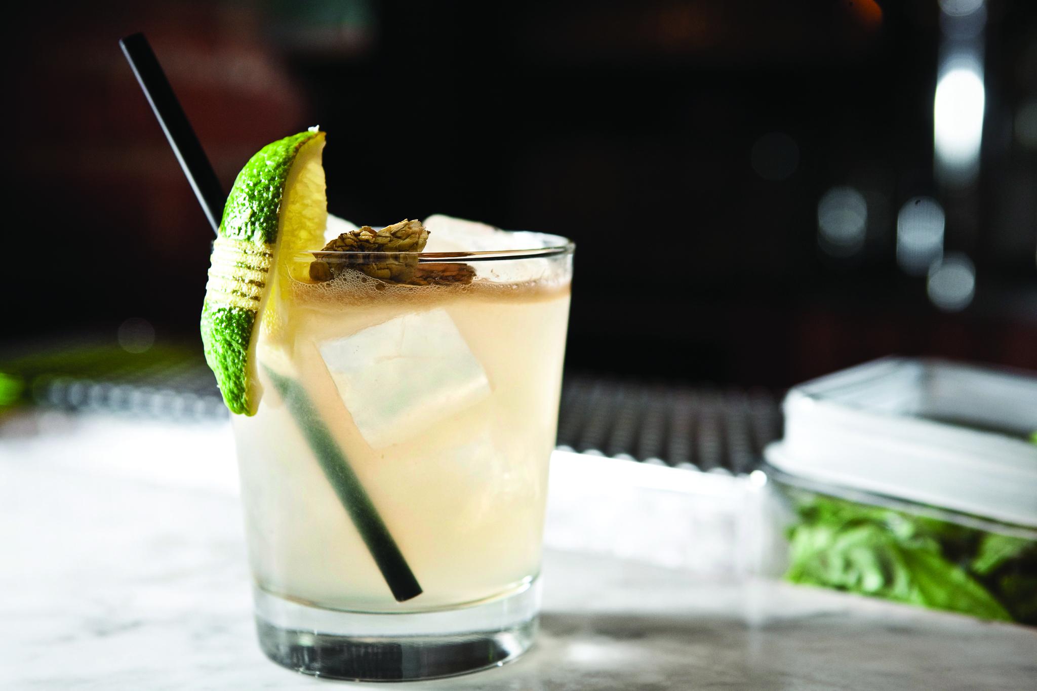 Hopped cocktails