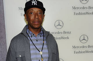The Mogul: Russell Simmons and neuropsychologist David Vago