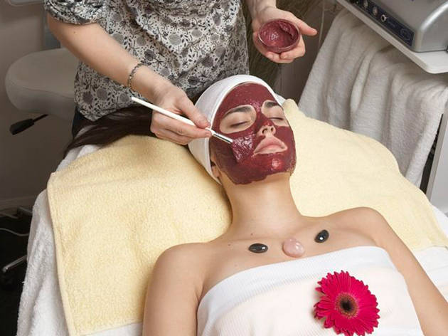 Spa treatments by body part