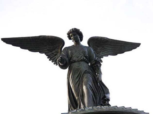 Angels in America by Tony Kushner: The Bethesda Fountain