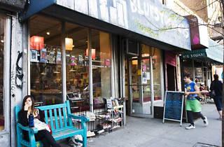 Bluestockings; New York City; bookstore