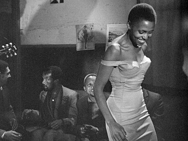 Miriam Makeba, right, in Come Back, Africa