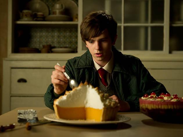 Freddie Highmore in Toast