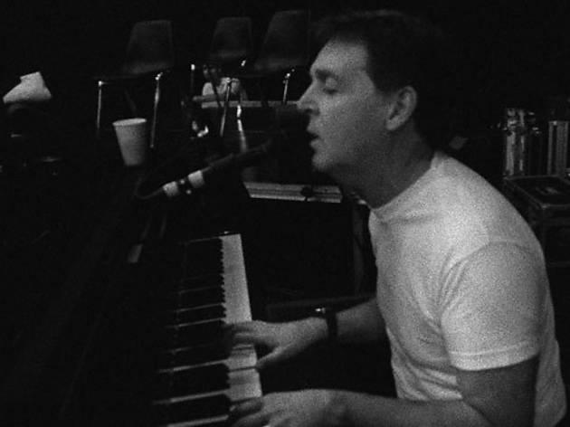 Paul McCartney in The Love We Make
