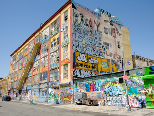 5 Pointz (Photograph: Michael Kirby)