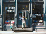 BOOKSTORES: SOHOHousing Works Bookstore Cafe (pictured; 126 Crosby St between E Houston and Prince Sts; 212-334-3324, housingworksbookstore.org)Go here for: General interest, used and rare booksMcNally Jackson Books (52 Prince St between Lafayette and Mul