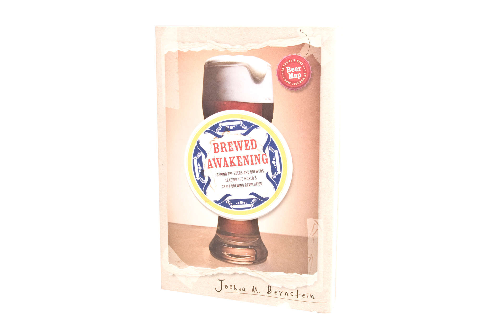 The brewmaster's bookshelf