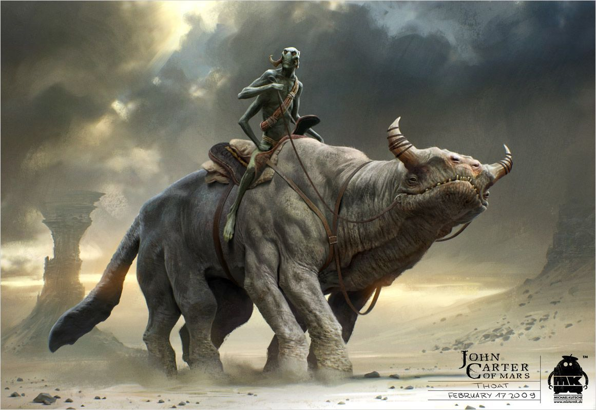 John Carter 2012 Directed By Andrew Stanton Film Review