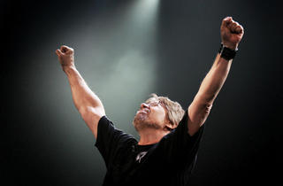 Bob Seger and the Silver Bullet Band + Joe Walsh