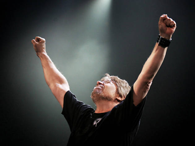Bob Seger and the Silver Bullet Band + The J. Geils Band