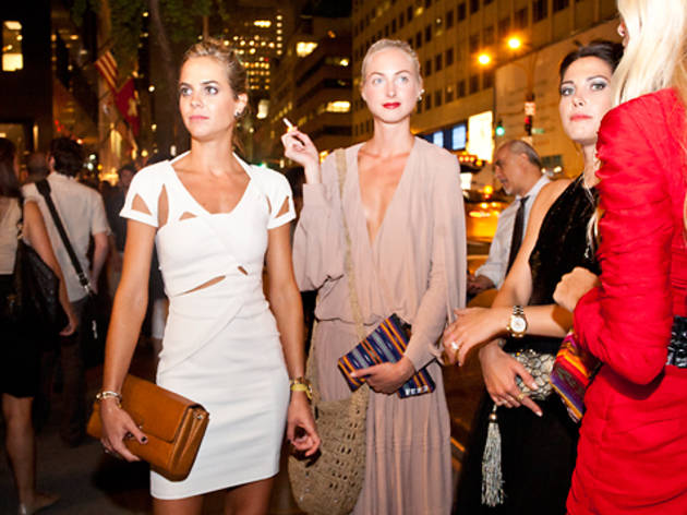 Fashion's Night Out, Uptown