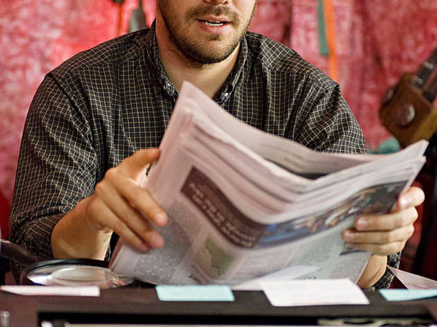 SMALL, MEDIA, LARGE No news isn't good news for Gideon Yago.